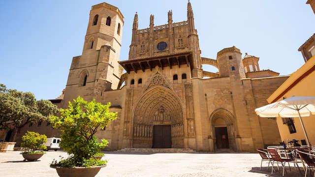 Escapada con encanto en el centro de Huesca