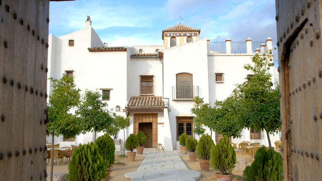 Escapada rural en Alameda, centro de la provincia de Málaga