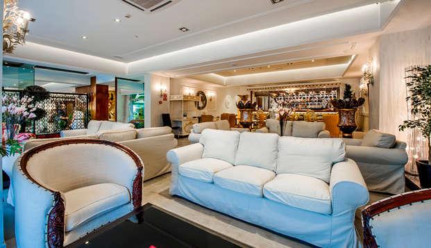 Hotel President - salon