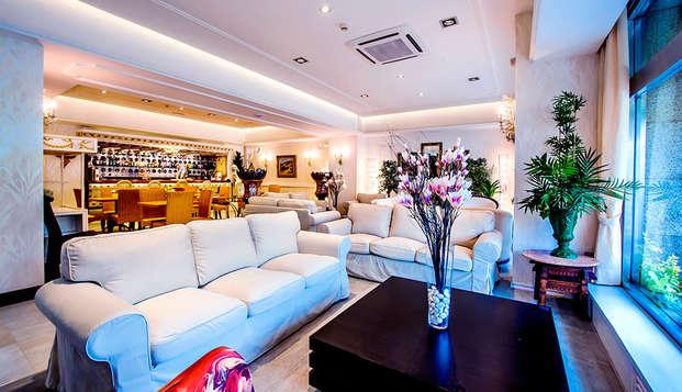 Hotel President - bar