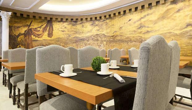 Hotel President - breakfastroom