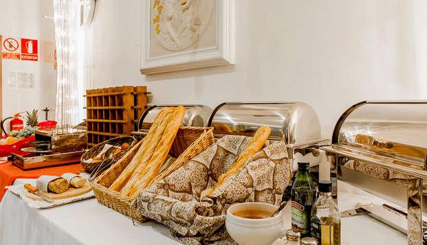 Hotel President - buffet