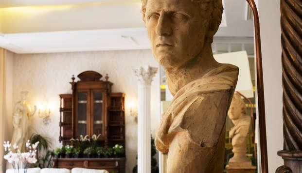 Hotel President - detail