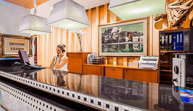 Hotel President - reception