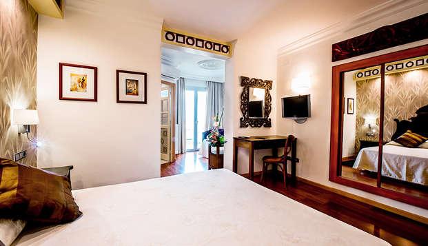 Hotel President - room