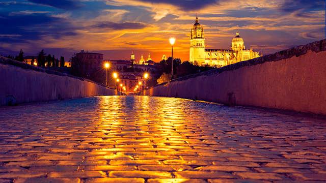 Romantisch uitje in het hart van Salamanca