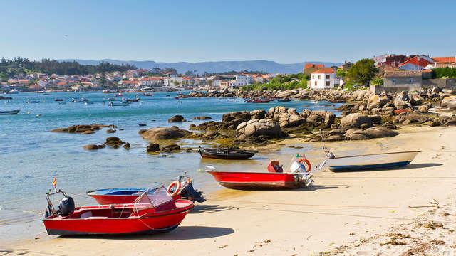 Oferta económica: Escapada en el centro histórico de Pontevedra