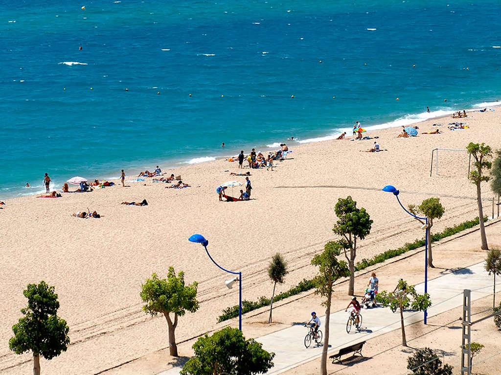 Séjour Espagne - Farniente dans un hôtel en bord de mer à Malgrat de Mar  - 3*