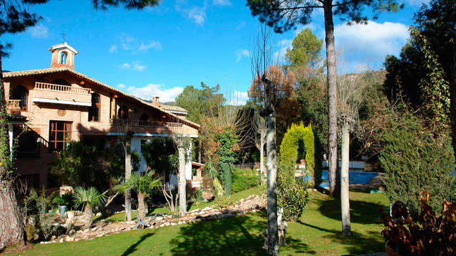 Hotel Rural Convento Santa Maria de la Sierra