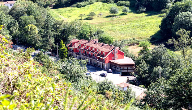 Escapada rural cerca del Parque Natural de los Picos de Europa