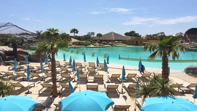 Break aquatique pour toute la famille à Cannes avec accès à Marineland