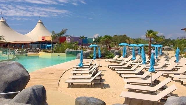 Diversión asegurada con entradas para el parque Marineland de Niza