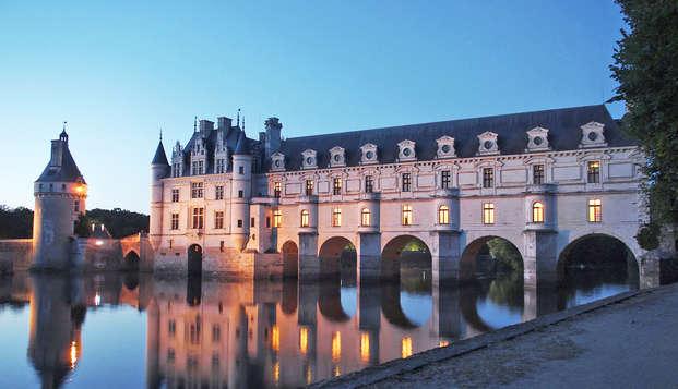 Descubre el Zoo de Beauval y el castillo de Chenonceau (desde 2 noches)