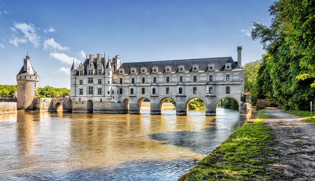 Week-end découverte avec visite du Château de Chenonceau et dégustation de Saumur