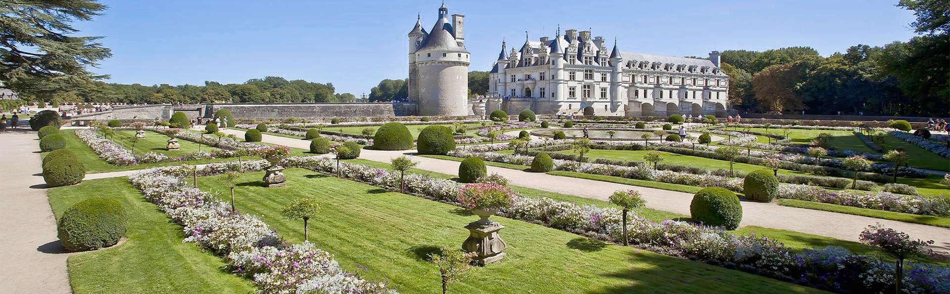 Découvrez 2 des célèbres châteaux de la Loire et dîner au cœur de Beaugency (2 nuits min)