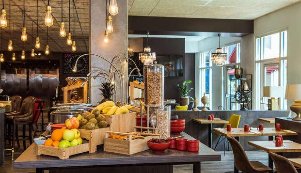 Hotel Mercure Paris Porte de Pantin - NEW buffet