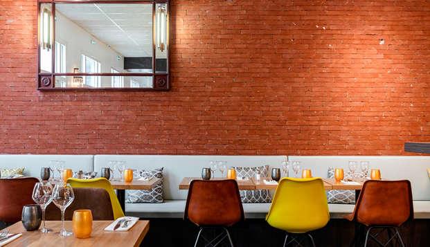 Hotel Mercure Paris Porte de Pantin - NEW restaurant