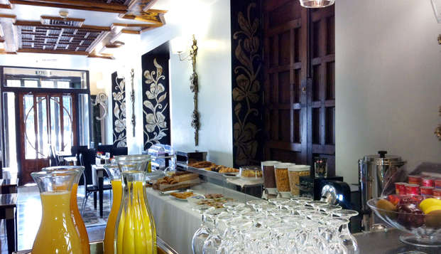 Hotel Sacristia de Santa Ana - Breakfast