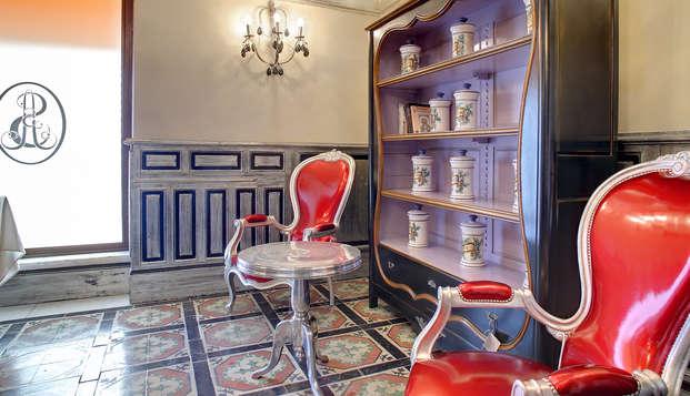 Hotel Sacristia de Santa Ana - Lounge