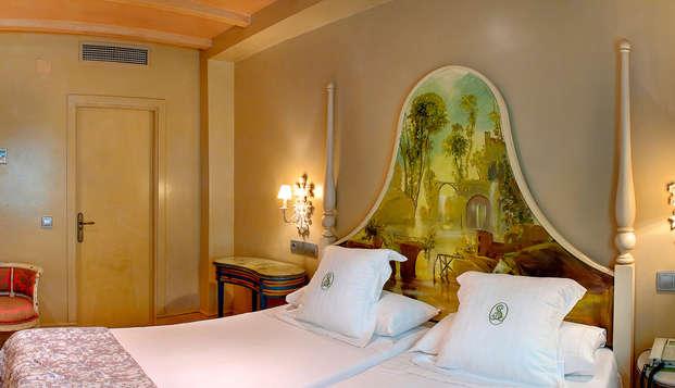 Hotel Sacristia de Santa Ana - Room