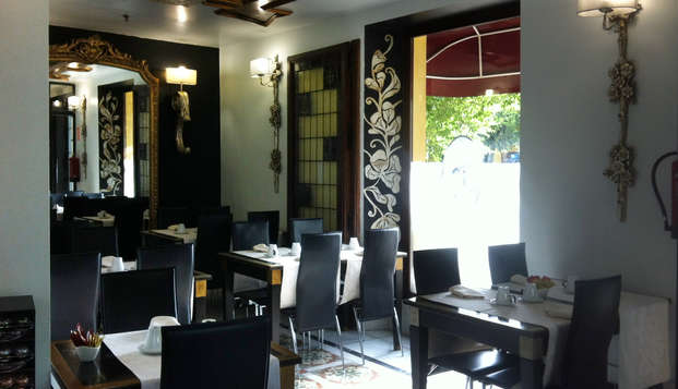 Hotel Sacristia de Santa Ana - Restaurant