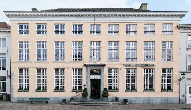 Hotel de Tuilerieen - new front