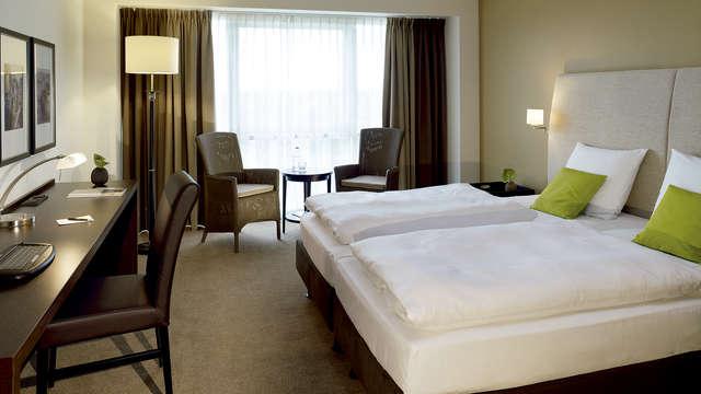 Lindner WTC Hotel City Lounge Antwerp