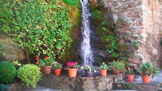 Escapada romántica en superior con vistas a la montaña en la Vall de Núria