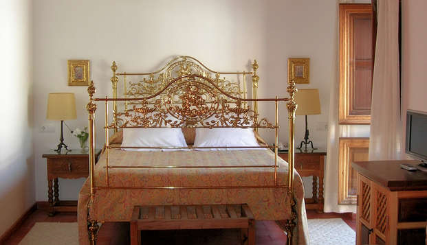 Estancia romántica en habitación superior en el corazón del Albaicín