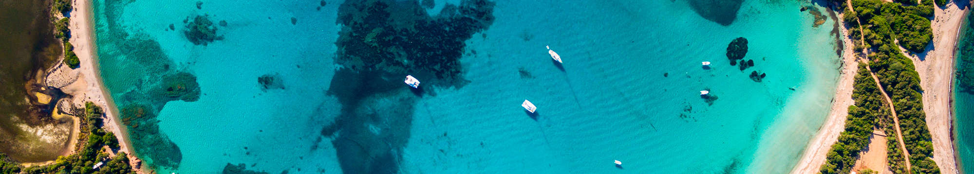 Escapadas fin de semana Islas Mediterráneas