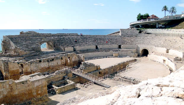 Descubre las maravillas del Imperio Romano con esta escapada con visita guiada en Tarragona