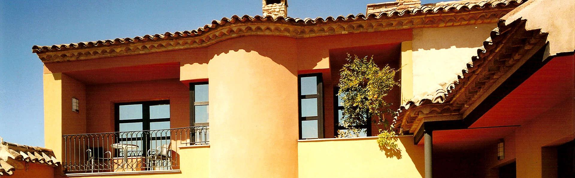 Hotel spa la casa del rector 4 almagro espa a - Hotel la casa del rector en almagro ...