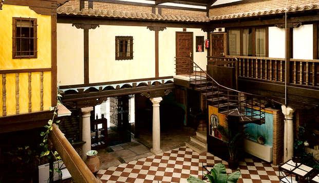 Descubre Almagro en un bonito hotel cerca de las tablas de Daimiel