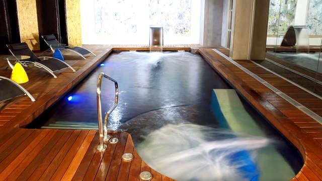 Desconexión en Almagro con acceso al spa