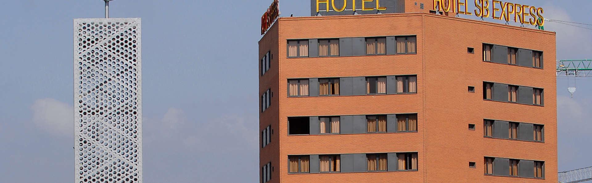 Hotel SB Express Tarragona - EDIT_front.jpg