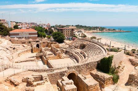 Día 2: Tarragona-Calafell-El Vendrell