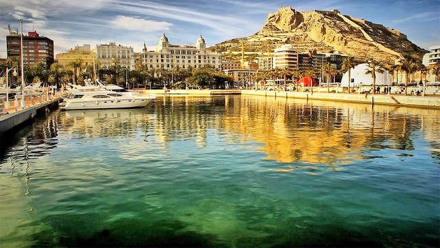 Escapada 4* con Spa en Alicante