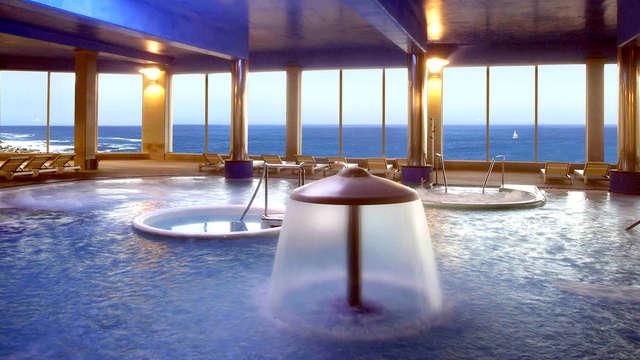 Plaisirs du Nord : évasion avec dîner, thalassothérapie et chambre avec vue sur la mer.