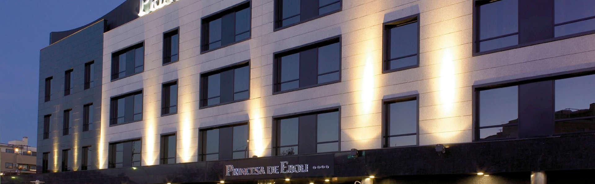 Hotel Sercotel Princesa de Éboli - EDIT_front.jpg