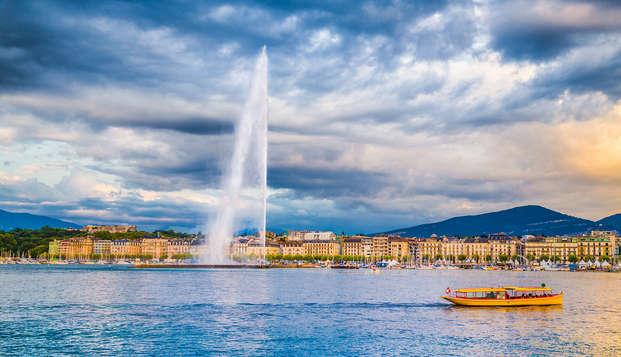 Escapade près de Genève (à partir de 2 nuits)