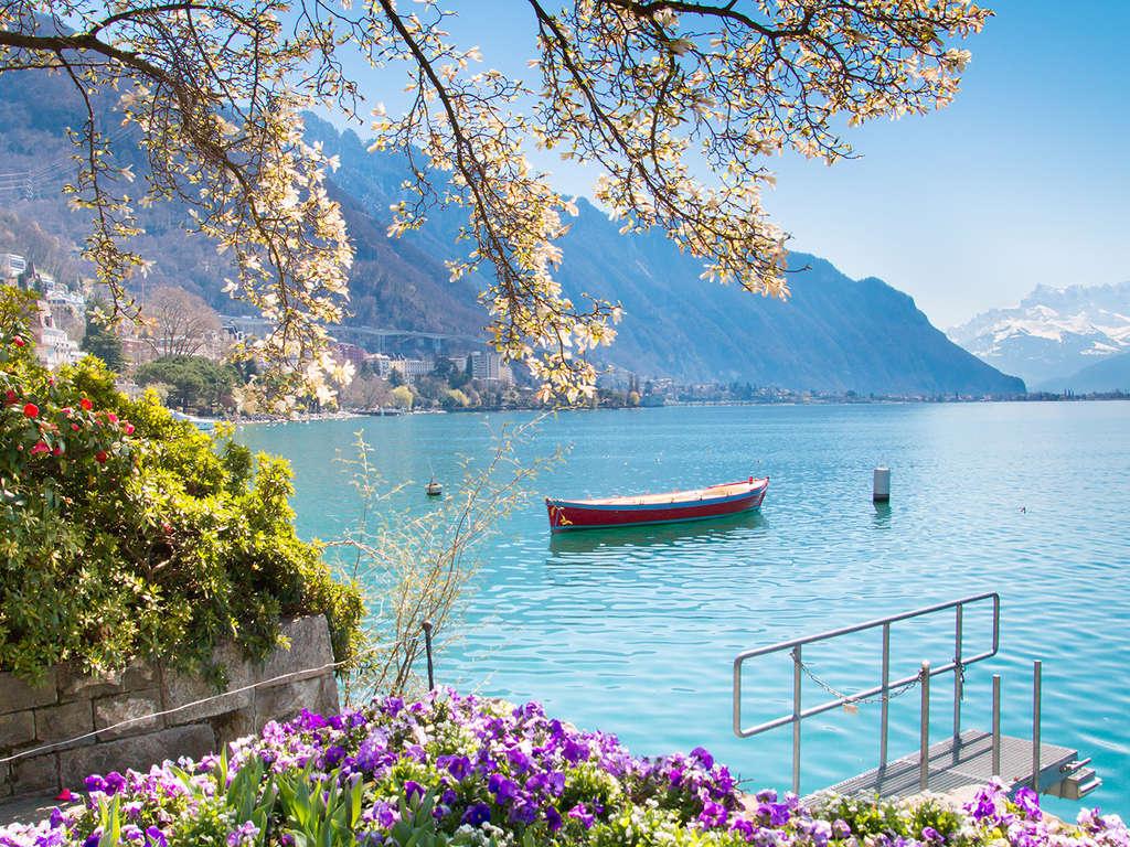 Séjour Rhône-Alpes - Escapade près du lac Léman, à proximité de Genève (parking offert)  - 3*