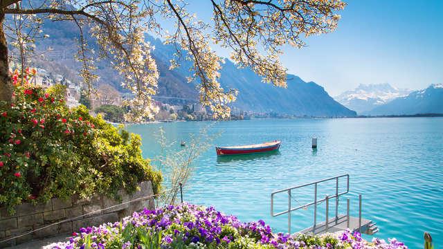 Escapade près du lac Léman, à proximité de Genève (parking offert)