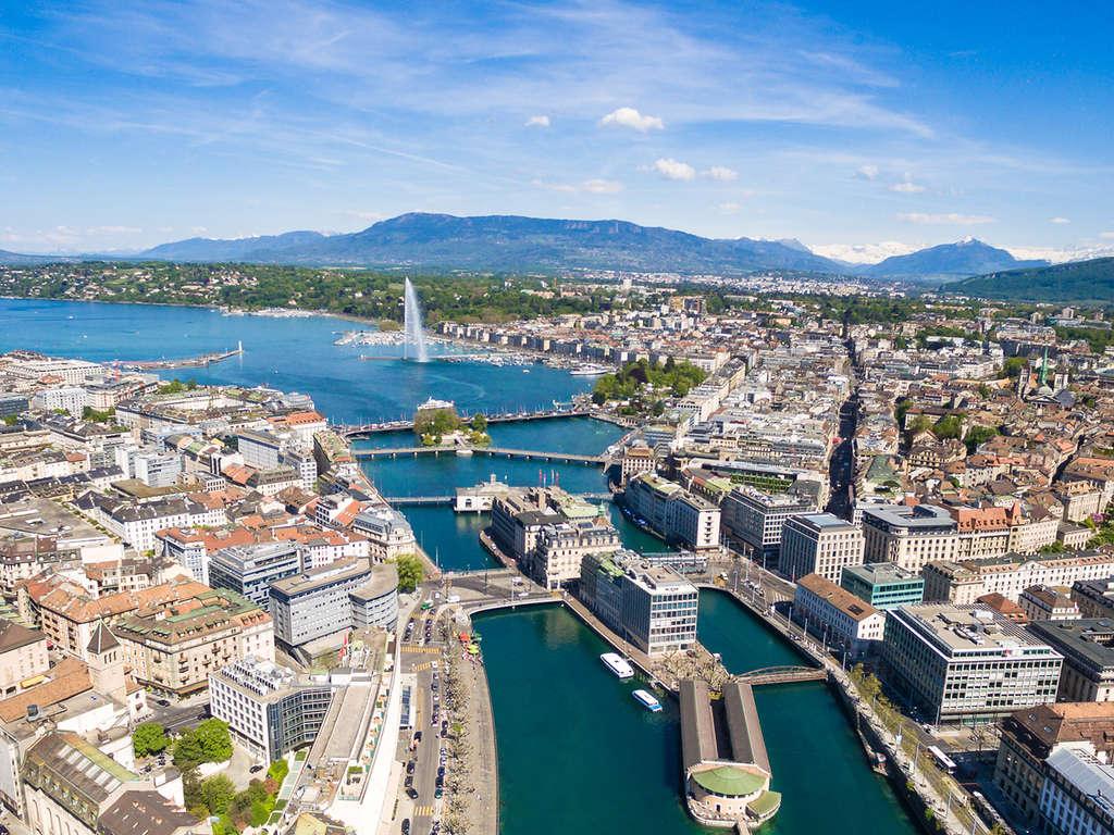 Séjour Rhône-Alpes - Spécial été: n'attendez plus et réservez à la frontière franco-suisse pour un séjour plein air !  - 3*