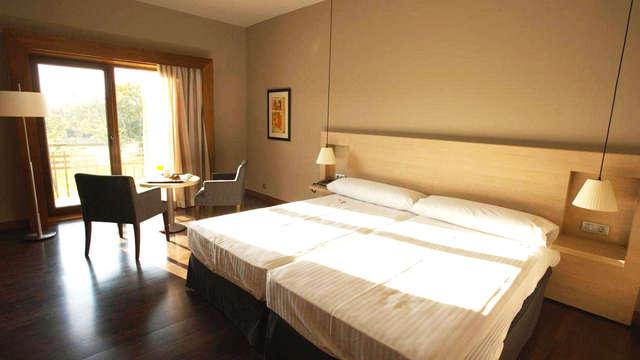 Hotel Spa Attica Villalba