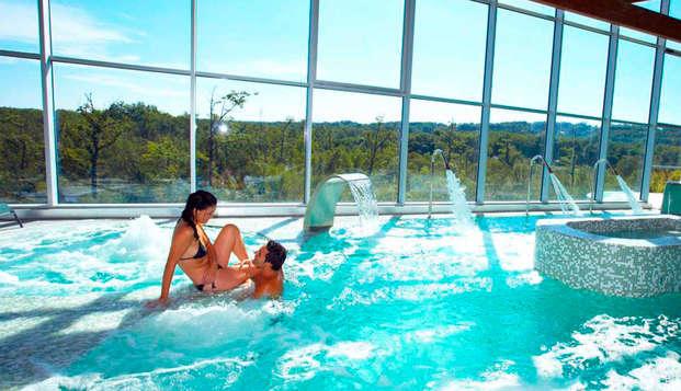 Escapada Relax con Cena y acceso al club termal en Santaballa