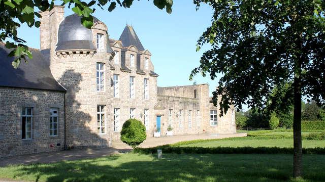 Hotel The Originals Chateau du Bois Guy ex Relais du Silence