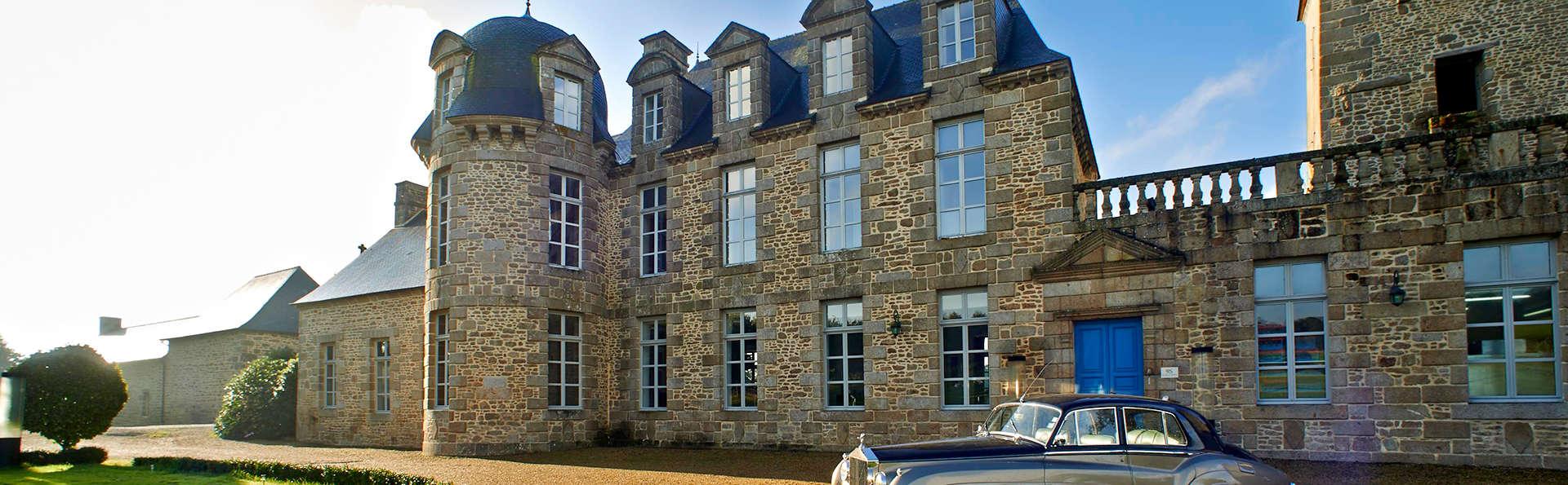 Hotel The Originals Château du Bois Guy (ex Relais du Silence) - Edit_Front.jpg