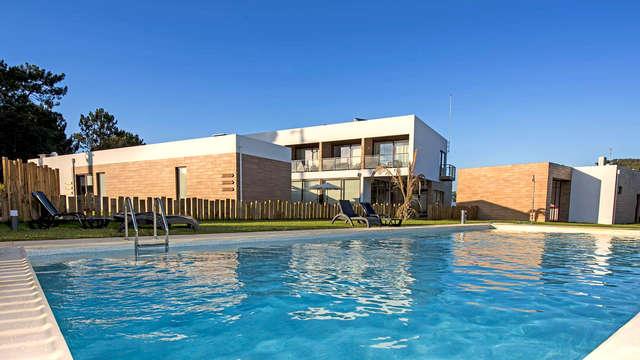Descubre la región de Leiria en un bonito hotel de diseño