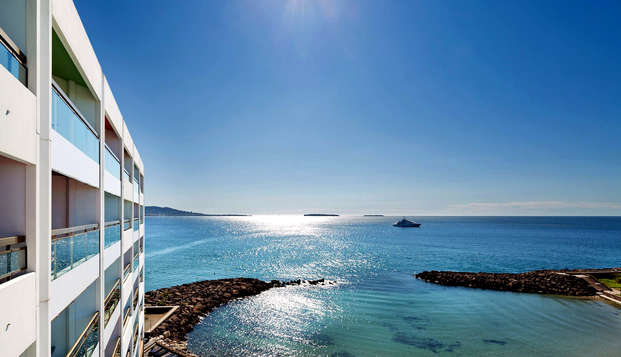 Ambiente mediterráneo a dos pasos de Cannes