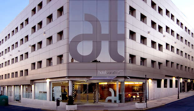 Hotel Tryp Valencia Feria - Front